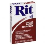 RITPD\20 Rit Dye: Powder Dye: 31.9g: Cocoa Brown